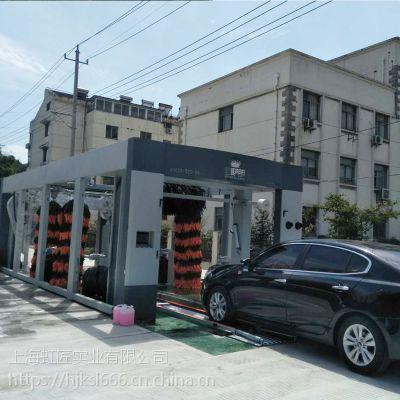 凯萨朗洗车机更好的服务于汽车服务后市场凯萨朗全自动洗车