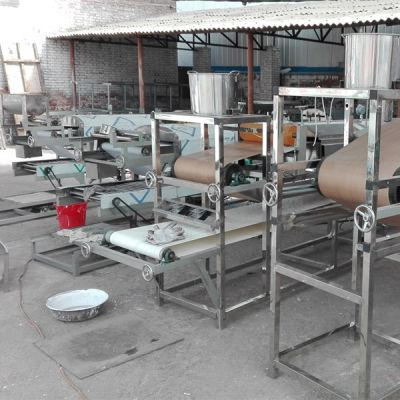 食品厂大型全自动凉皮机粉皮机 可定制高产量凉皮机 圆形凉皮机直销
