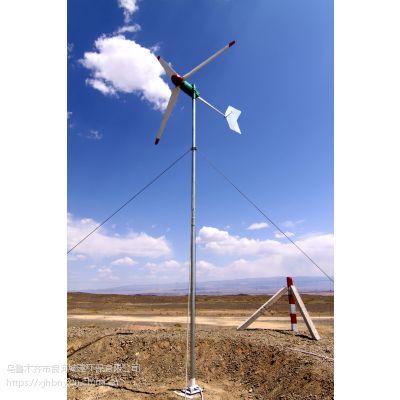 风力发 电