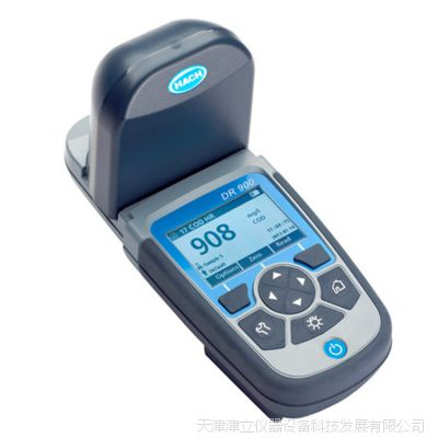 美国HACH哈希DR900便携式分光光度计多参数9385100/93851-00天津