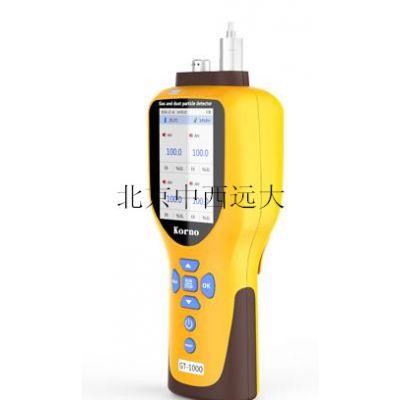 中西(LQS厂家)二甲苯甲醛二合一气体检测仪型号:M396719库号:M396719