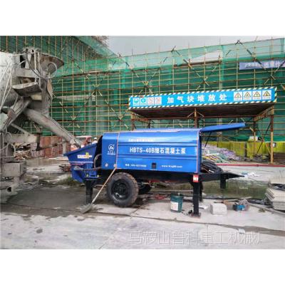 细石混凝土泵15千瓦活塞可以通过这样的方式加