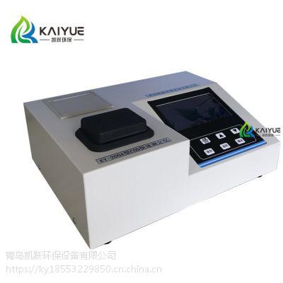 凯跃KY-200型便携式污水水质分析仪 COD化学需氧量测定仪