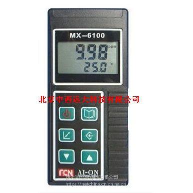 中西DYP 便携式硫离子检测仪 型号:MX-6100库号:M364188