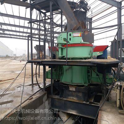 矿山机械设备 广东深圳鹅卵石制沙机设备 中美沃力机械