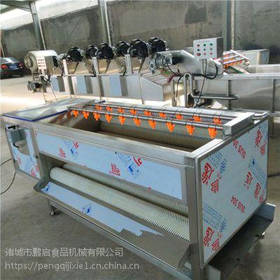 瓦罐带鱼清洗机 带鱼清洗去鳞机 瓦罐带鱼加工设备