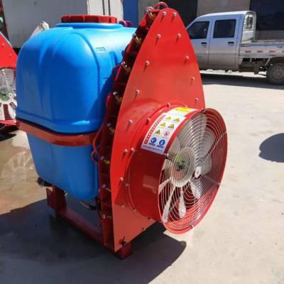 热销拖拉机动力打药机 三点悬挂式果园打药喷雾机 风送式大容量