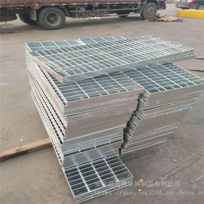 热镀锌格栅盖板,易清扫沟盖板厂家,方格地网批发