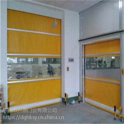 深圳快速门厂家上门测量安装