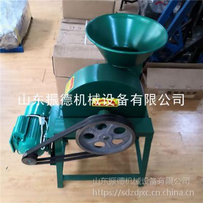 临江市薄厚可调红薯切片机 新型薯类切片机 振德 小型削片机