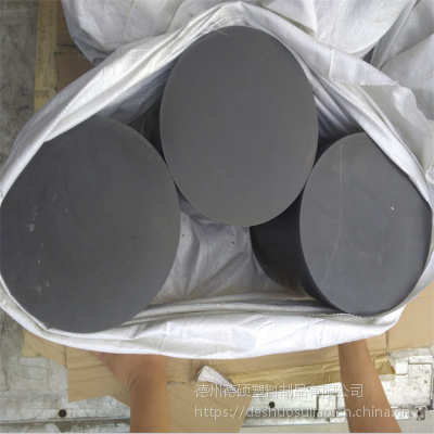 德州德硕生产黑色四氟棒/黑色石墨四氟棒/黑色铜粉四氟棒