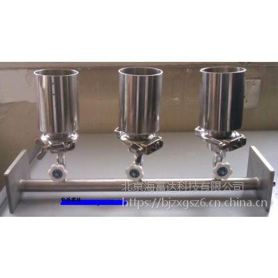 中西三联全不锈钢溶液过滤器型号:HL37-M377731库号:M377731
