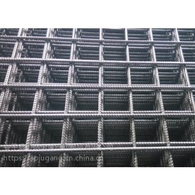 厂家直销钜钢建筑网片|防裂建筑网片黑色