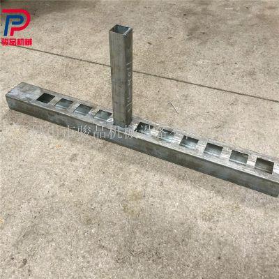 多功能不锈钢冲孔机 角钢快速断料机 铁管开孔器