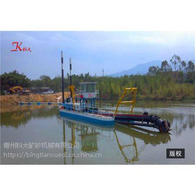 湖面专业打捞水浮萍船 水草收割设备