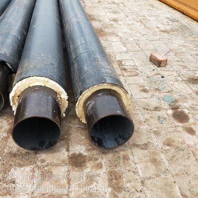 鼎固聚氨酯保温管直埋供热管道生产执行标准