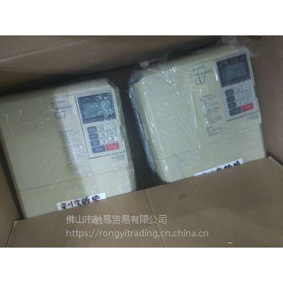 低价出售安川G7变频器CIMR-G7A4011 11KW