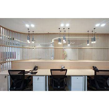 合肥工作室设计小面积办公室装修怎么做省钱又实用