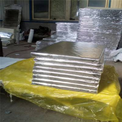 销售商半硬质玻璃棉 墙体吸音憎水型玻璃棉板