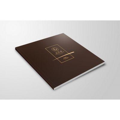广安企业形象画册公司
