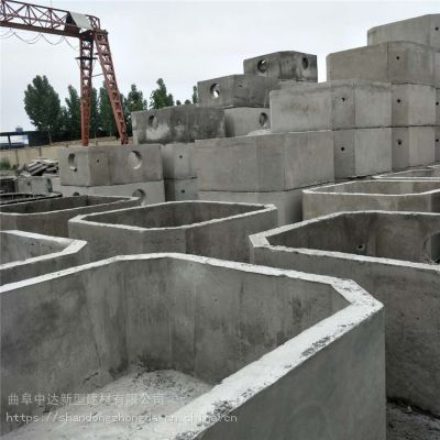 安徽成品化粪池价格 水泥化粪池生产厂家