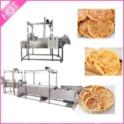 江西特产豆巴子机 月亮巴花生粑机 赣南客家铁勺饼机器