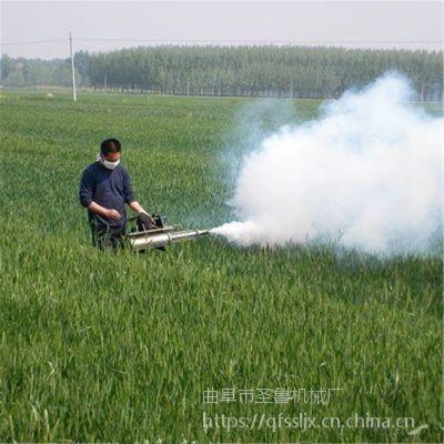 农用汽油弥雾机 效率高弥雾机 圣鲁牌