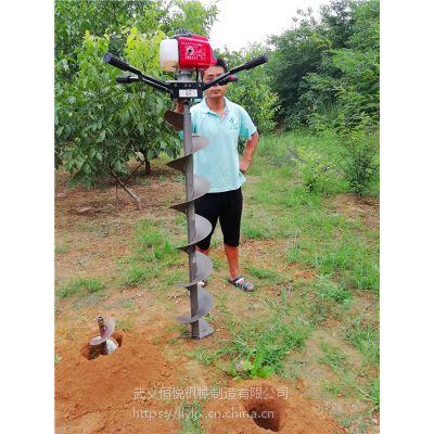专业深层取土探测的机器雷力手扶地质勘测钻机