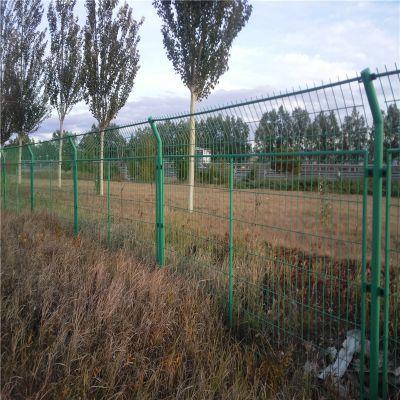 工厂护栏 草坪护栏厂家 防爬围墙栏杆