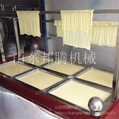 商用腐竹油皮机 火锅店用油皮机 新款豆皮机型号 节能耐用