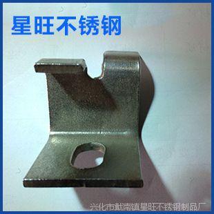 厂家推荐 304挂件建筑五金冲压件 不锈钢冲压件