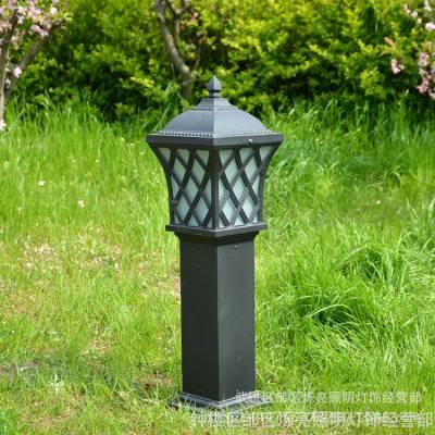 供应欧式草坪灯 LED户外防水路灯 小区花园庭院草坪灯