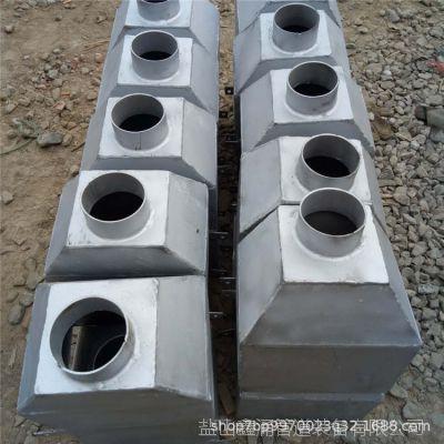 河北Q235碳钢屋面排水落水斗方形雨水斗鑫涌今日报价