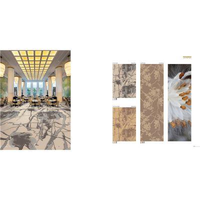 郑州来图设计定制阻燃电影院地毯