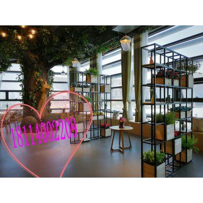餐厅布景商场美陈微景观制作商场造景餐厅布置节日咖啡厅装饰