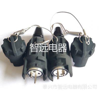 厂家供应2芯野战光纤连接器新款散件
