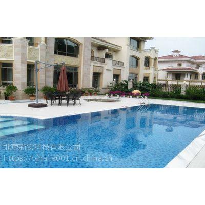 沈阳宾馆游泳池施工