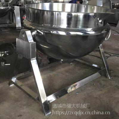 煮鸡肉的夹层锅 煮肉冻的夹层锅 多功能煮锅