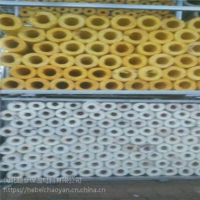 吕梁市 高品质玻璃棉管供应5个厚一平米