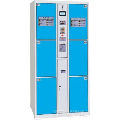 厂家直销6门条码存包柜/电子存包柜尺寸/欢迎采购