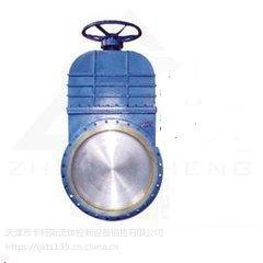 DMPZ43Y/H/F/X型手动刀型污水排渣阀易安装闸阀