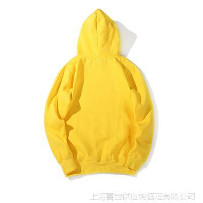 上海男女式卫衣 现货有库存 品质稳定 可定制可印花