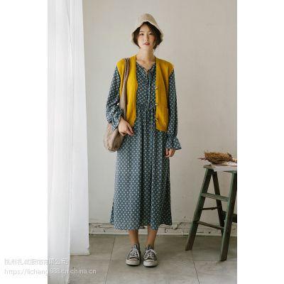 E15外贸尾货批发女装折扣女装 品牌衣服批发市场尾货浅蓝色外套