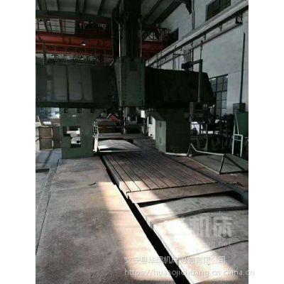 9成新 在位出售江苏多棱TK42200-SM龙门加工中心