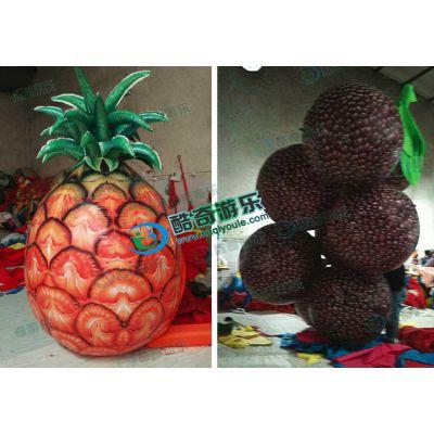 充气人偶模型水果气模价格
