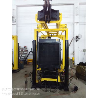 QYZJ-300潜孔水井钻机