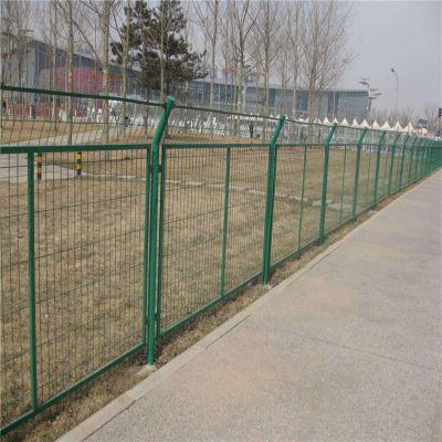 江西缆索护栏网 浙江车间隔离网 桃型柱护栏网生产厂家