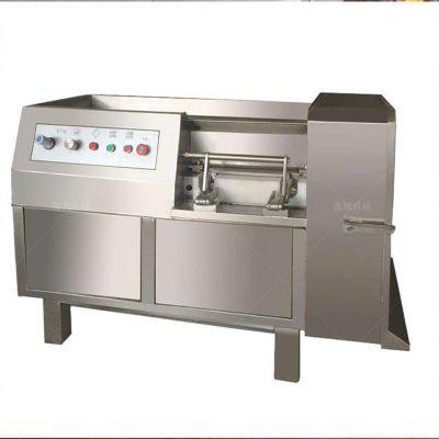 大型冷冻肉进口切丁机