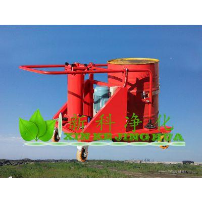 滤油小车FT5L10P6N2B05E带油桶滤油机