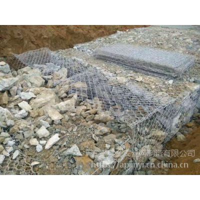 堤坡生态防护格宾网@高镀锌格宾网价格@防洪格宾网生产厂家